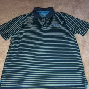Under Armour loose fit golf shirt